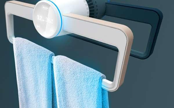 13. дезинфицирует полотенца